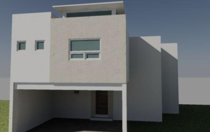 Foto de casa en venta en  , la alhambra, monterrey, nuevo le?n, 1956148 No. 01