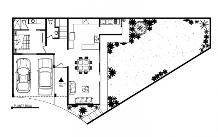 Foto de casa en venta en, la alhambra, monterrey, nuevo león, 1973690 no 02
