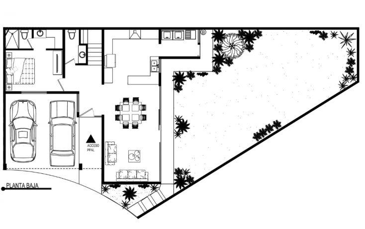 Foto de casa en venta en, la alhambra, monterrey, nuevo león, 2029806 no 03