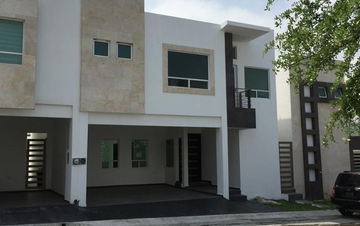 Foto de casa en venta en  , la alhambra, monterrey, nuevo león, 803571 No. 01
