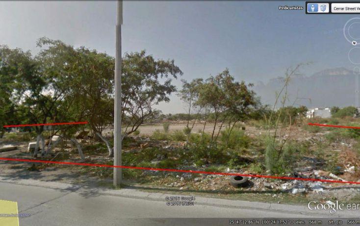 Foto de terreno habitacional en venta en, la alianza p128, monterrey, nuevo león, 1636932 no 01