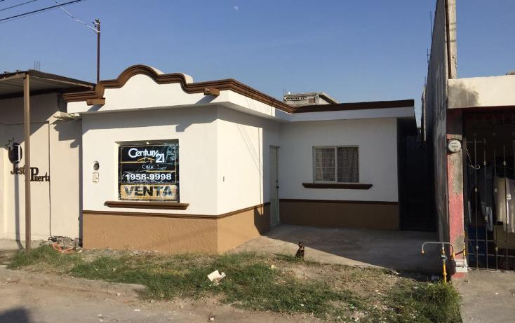 Foto de casa en venta en  , la alianza sector b, monterrey, nuevo león, 1720220 No. 01