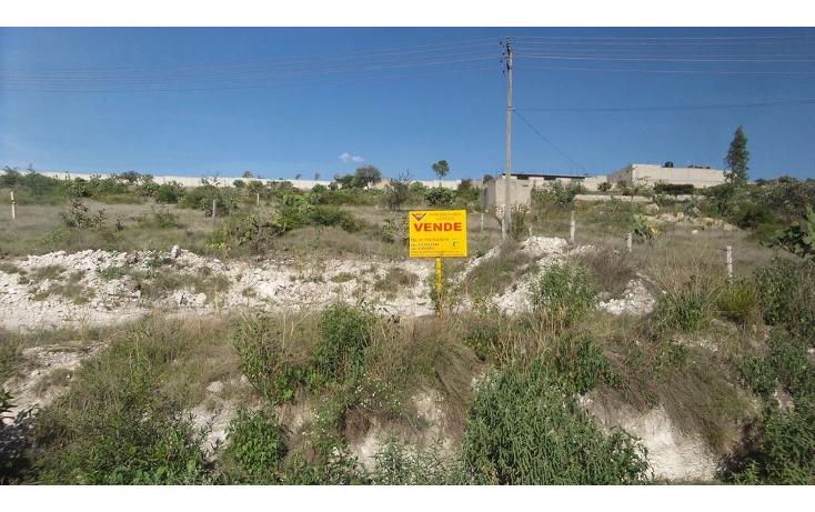 Foto de terreno habitacional en venta en  , la amistad, tula de allende, hidalgo, 942943 No. 01