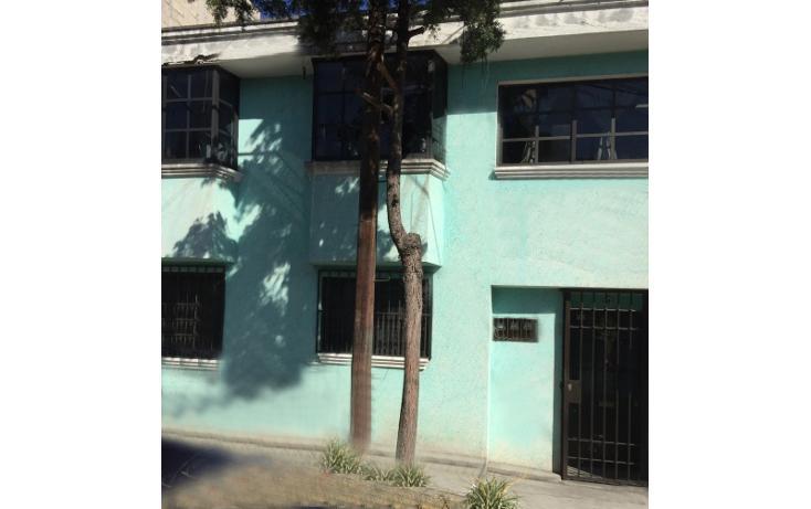 Foto de terreno habitacional en venta en  , la angostura, álvaro obregón, distrito federal, 1557842 No. 02
