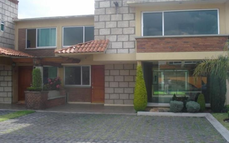 Foto de casa en venta en  , la antigua, metepec, méxico, 443291 No. 01