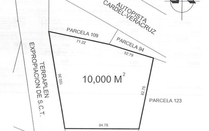 Foto de terreno comercial en venta en, la antigua veracruz, la antigua, veracruz, 1279705 no 01
