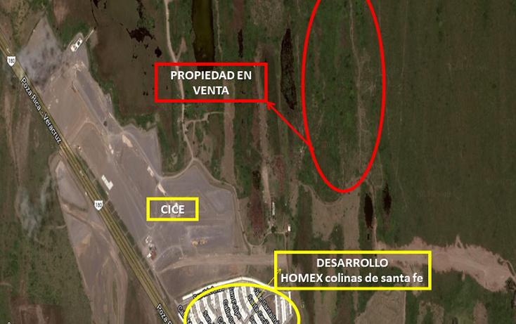 Foto de terreno comercial en venta en  , la antigua veracruz, la antigua, veracruz de ignacio de la llave, 943259 No. 03