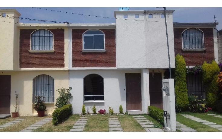Foto de casa en venta en  , la arboleda v sección i, toluca, méxico, 1779062 No. 01