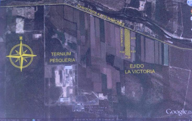 Foto de terreno comercial en venta en  , la arena, pesquería, nuevo león, 1567664 No. 01