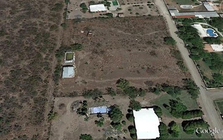Foto de terreno habitacional en venta en  , la arena, pesquer?a, nuevo le?n, 2016654 No. 01