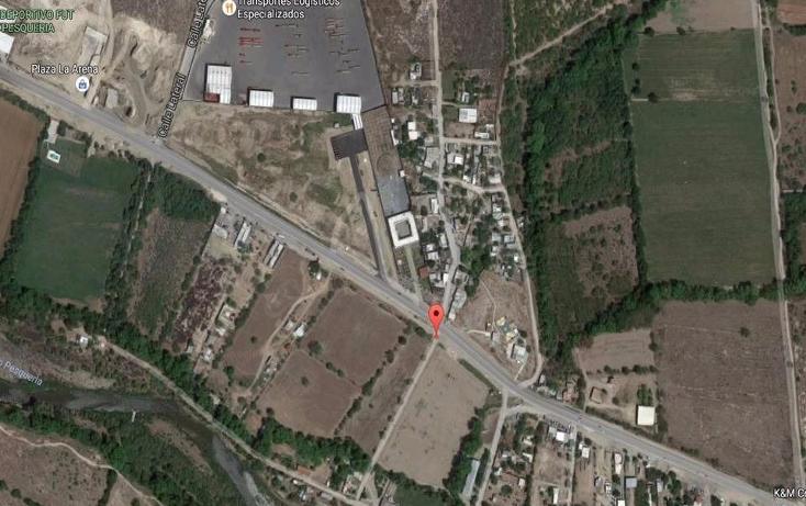 Foto de terreno comercial en venta en  , la arena, pesquería, nuevo león, 2628862 No. 01