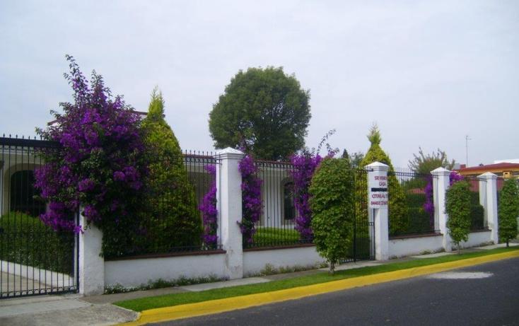 Foto de casa en venta en  , la asunción, metepec, méxico, 1045973 No. 01