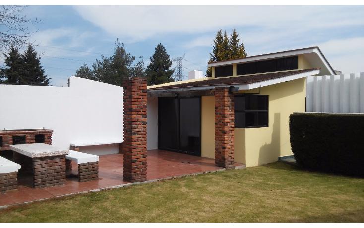 Foto de casa en venta en  , la asunción, metepec, méxico, 1637354 No. 10