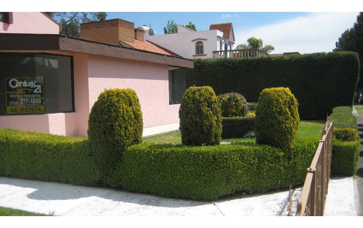 Foto de casa en renta en  , la asunción, metepec, méxico, 1681182 No. 02