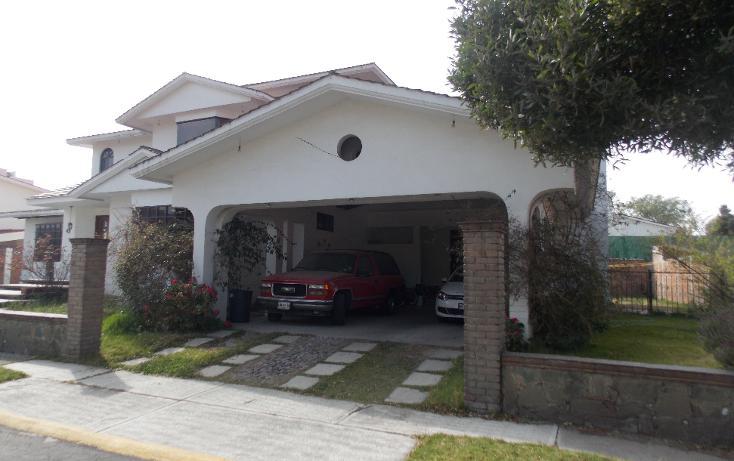 Foto de casa en venta en  , la asunción, metepec, méxico, 1725074 No. 01
