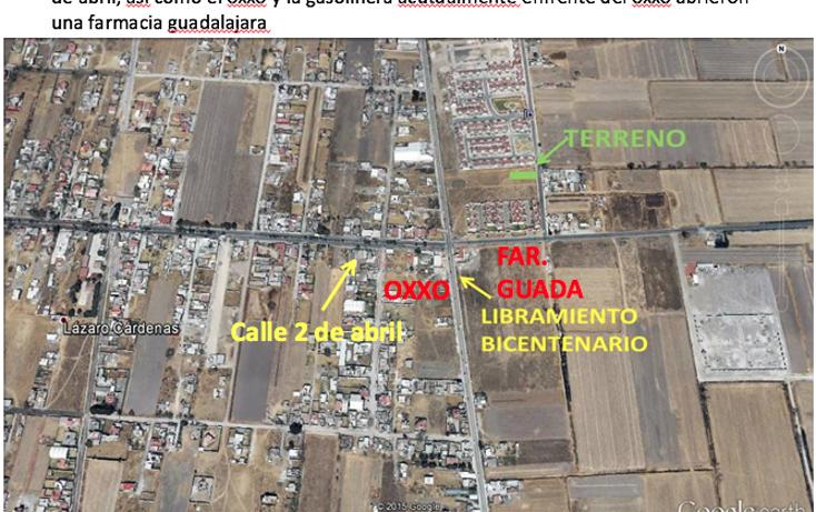 Foto de terreno comercial en venta en  , la asunción, metepec, méxico, 1971892 No. 02