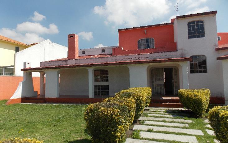 Foto de casa en renta en  , la asunción, metepec, méxico, 1973572 No. 01