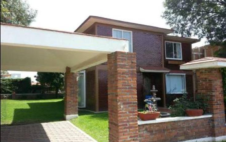 Foto de casa en renta en  , la asunción, metepec, méxico, 2015002 No. 01