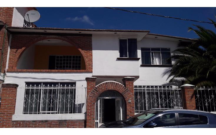 Foto de casa en venta en  , la aurora, cuautitl?n izcalli, m?xico, 2015654 No. 01