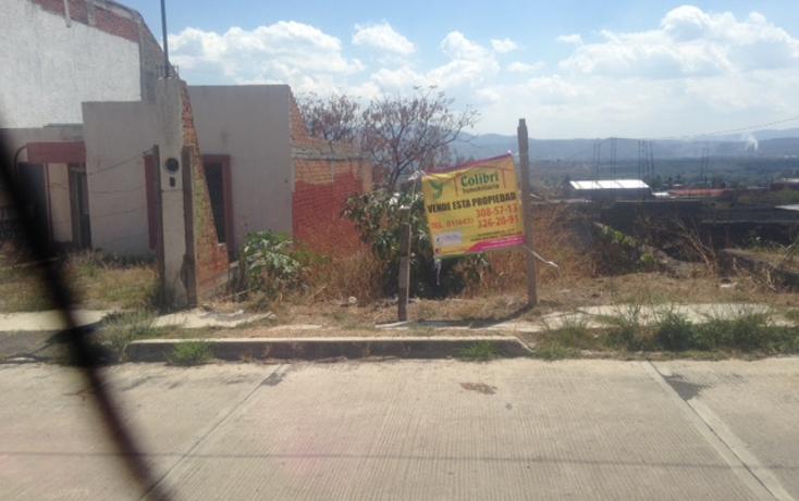 Foto de terreno comercial en venta en  , la aurora, morelia, michoacán de ocampo, 1199107 No. 01