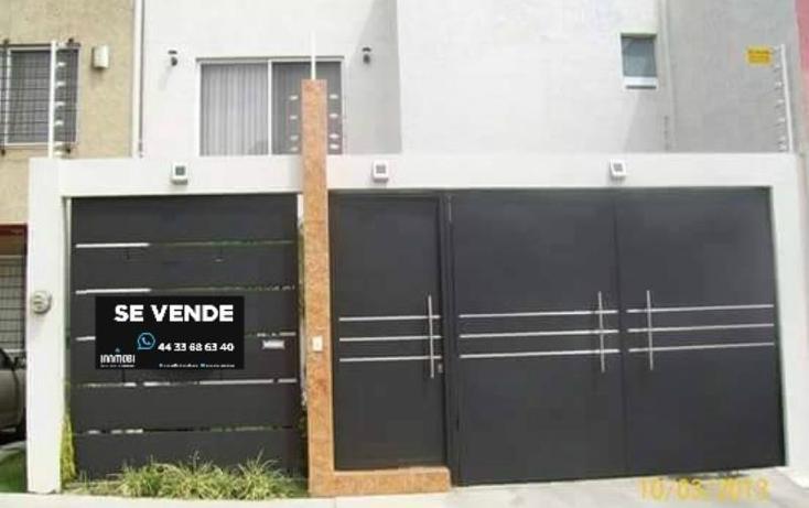 Foto de casa en venta en  , la aurora, morelia, michoac?n de ocampo, 961077 No. 01