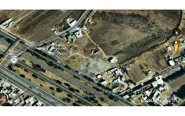 Foto de terreno comercial en venta en  , la aviación, toluca, méxico, 1143857 No. 01