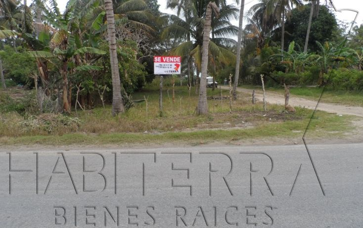 Foto de terreno habitacional en venta en, la barra norte, tuxpan, veracruz, 1090389 no 02