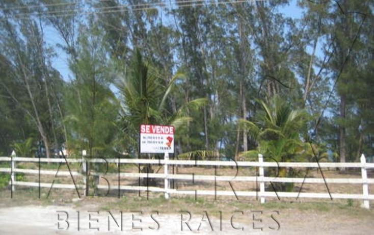 Foto de terreno habitacional en venta en  , la barra norte, tuxpan, veracruz de ignacio de la llave, 1119061 No. 01