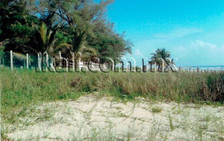 Foto de terreno habitacional en venta en playa norte barra de galindo , la barra norte, tuxpan, veracruz de ignacio de la llave, 2675293 No. 01