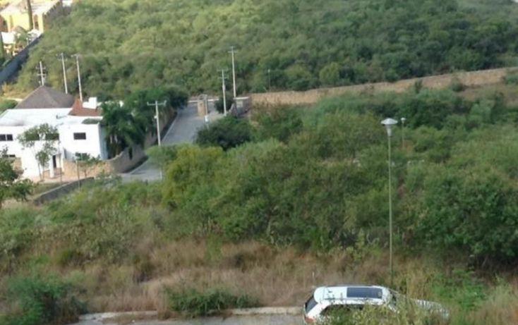 Foto de terreno habitacional en venta en, la boca, santiago, nuevo león, 1066371 no 03