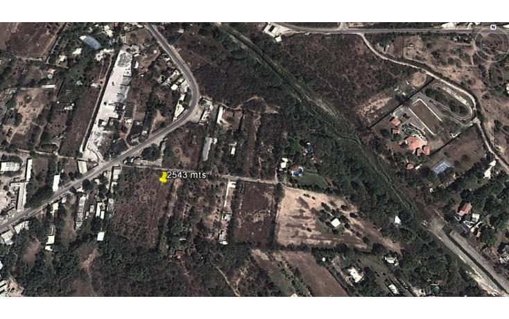 Foto de terreno habitacional en venta en  , la boca, santiago, nuevo león, 1077983 No. 01