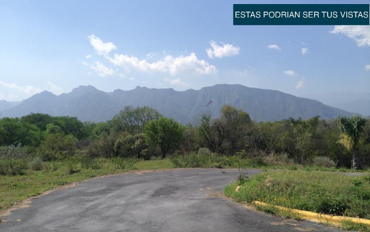 Foto de terreno habitacional en venta en  , la boca, santiago, nuevo león, 1759586 No. 01