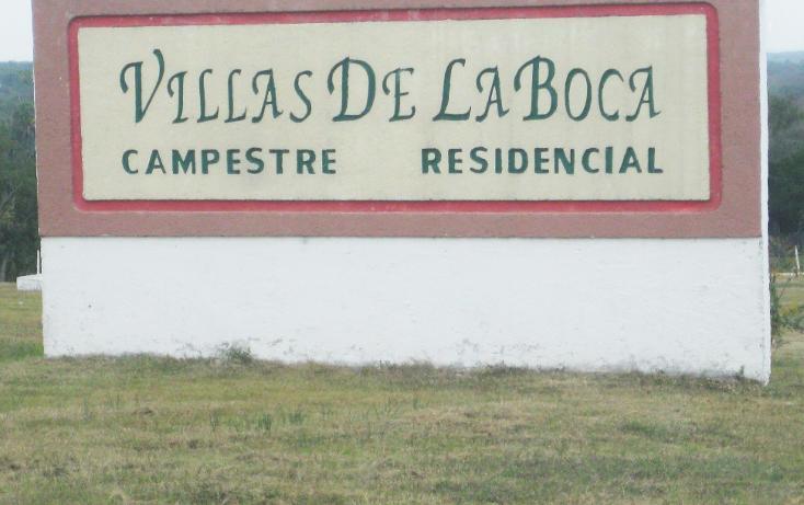 Foto de terreno habitacional en venta en  , la boca, santiago, nuevo león, 1869946 No. 01