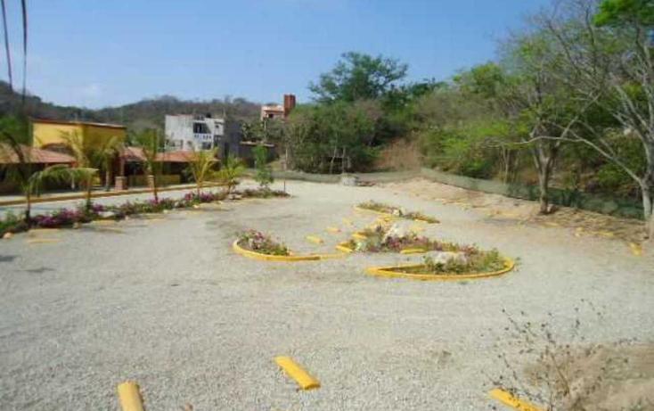 Foto de terreno habitacional en venta en  , la bocana, santa maría huatulco, oaxaca, 1054743 No. 01