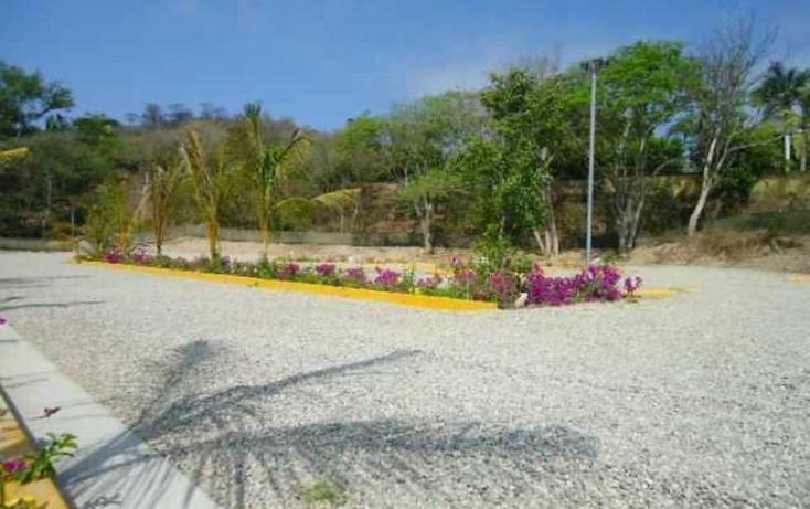 Foto de terreno habitacional en venta en  , la bocana, santa maría huatulco, oaxaca, 1054743 No. 03