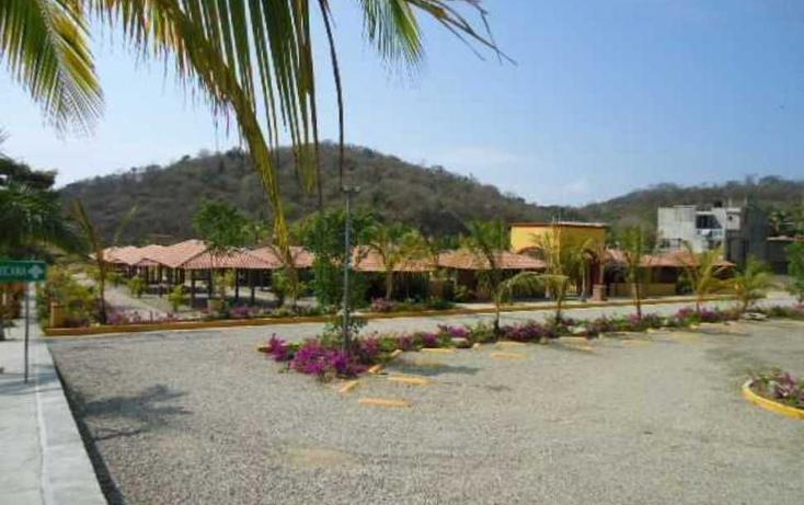 Foto de terreno habitacional en venta en  , la bocana, santa maría huatulco, oaxaca, 1054743 No. 04