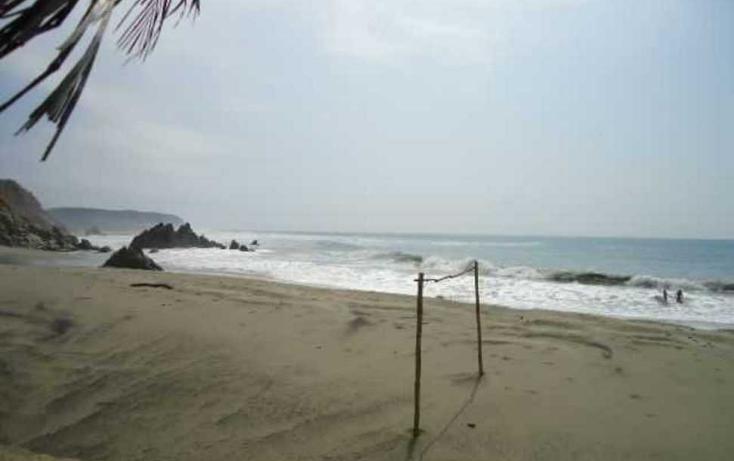 Foto de terreno habitacional en venta en  , la bocana, santa maría huatulco, oaxaca, 1054743 No. 05