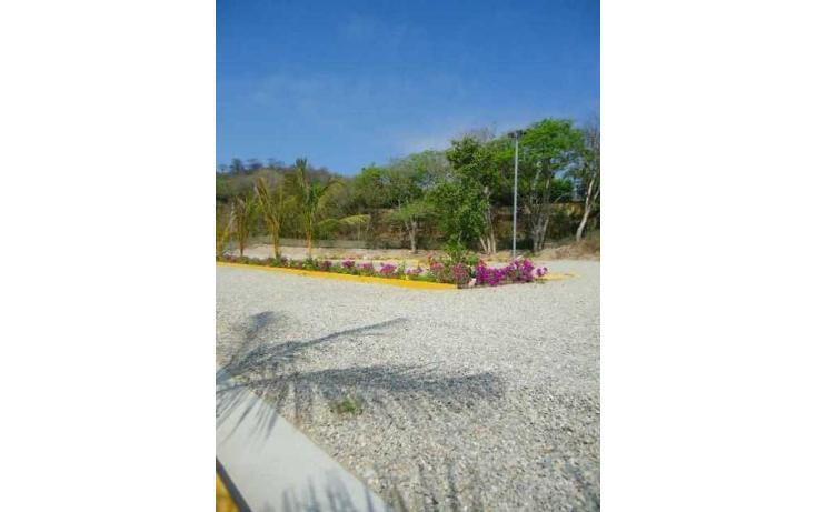 Foto de terreno habitacional en venta en  , la bocana, santa maría huatulco, oaxaca, 1054743 No. 06