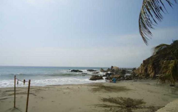 Foto de terreno habitacional en venta en  , la bocana, santa maría huatulco, oaxaca, 1094363 No. 04