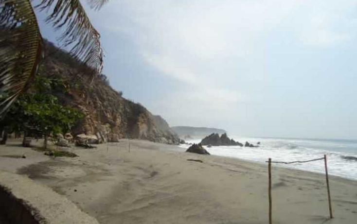 Foto de terreno habitacional en venta en  , la bocana, santa maría huatulco, oaxaca, 1094363 No. 08