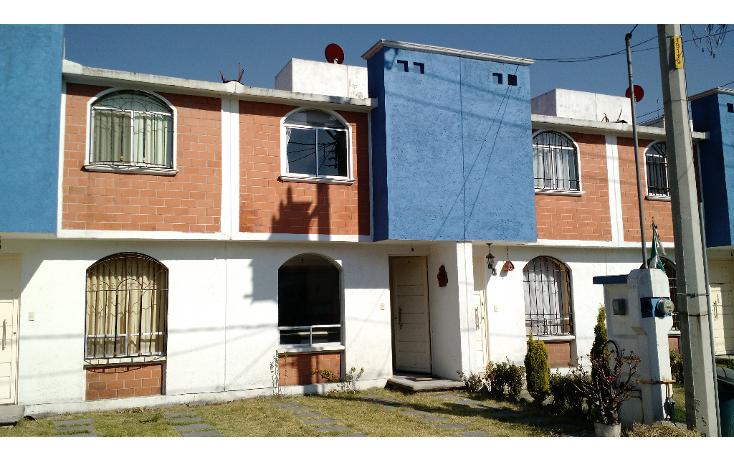 Foto de casa en venta en  , la bomba, lerma, méxico, 2000914 No. 01