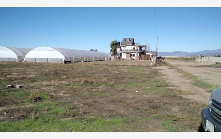 Foto de terreno industrial en venta en  -, la bufadora, ensenada, baja california, 1686908 No. 01