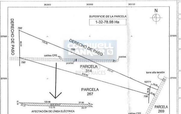 Foto de terreno habitacional en venta en la caada, alfajayucan, el marqués, querétaro, 1478111 no 01