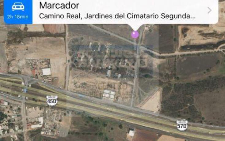 Foto de terreno habitacional en venta en la caada, alfajayucan, el marqués, querétaro, 1478111 no 05