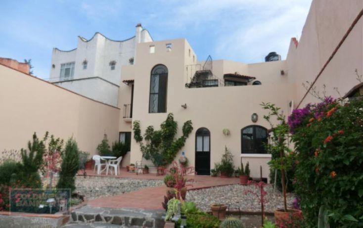 Foto de casa en venta en la caada, la cañadita, san miguel de allende, guanajuato, 1755775 no 01