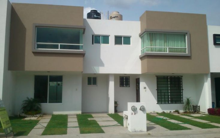 Foto de casa en venta en, la calera, morelia, michoacán de ocampo, 1805256 no 01