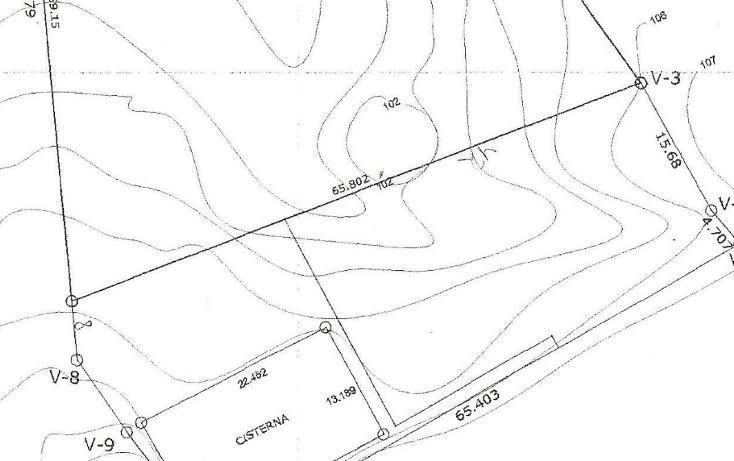 Foto de terreno habitacional en venta en  , la calera, puebla, puebla, 1081303 No. 01