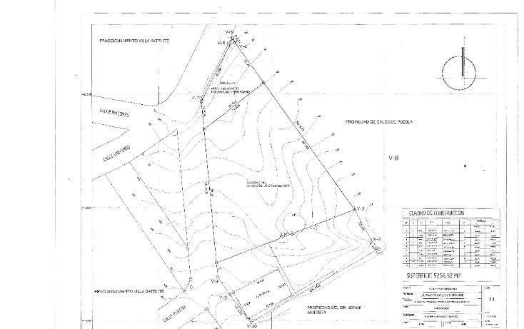 Foto de terreno habitacional en venta en  , la calera, puebla, puebla, 1081303 No. 04