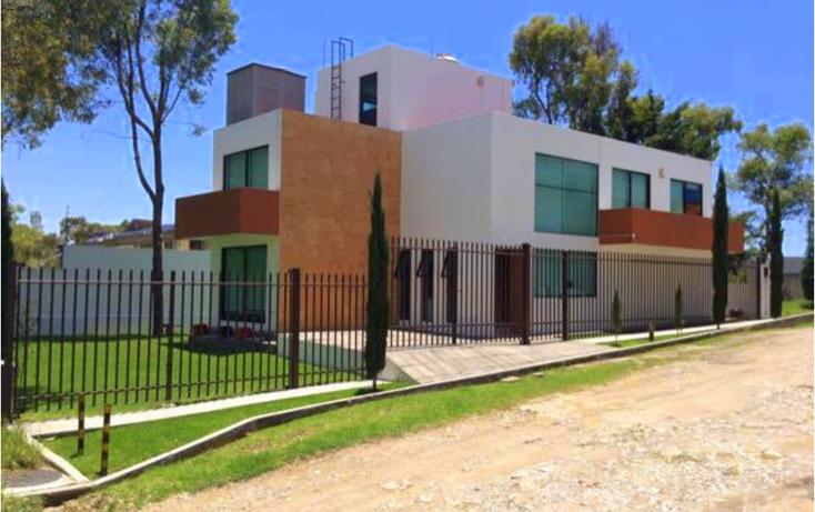 Foto de casa en venta en  , la calera, puebla, puebla, 1113811 No. 01