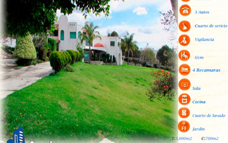 Foto de casa en venta en  , la calera, puebla, puebla, 1551440 No. 02